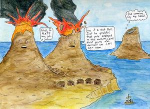 Volcano Complaint