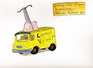 Monobrow Van