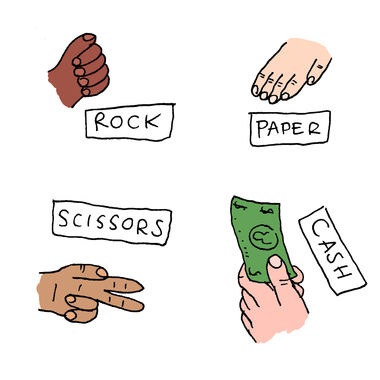 Rock Paper