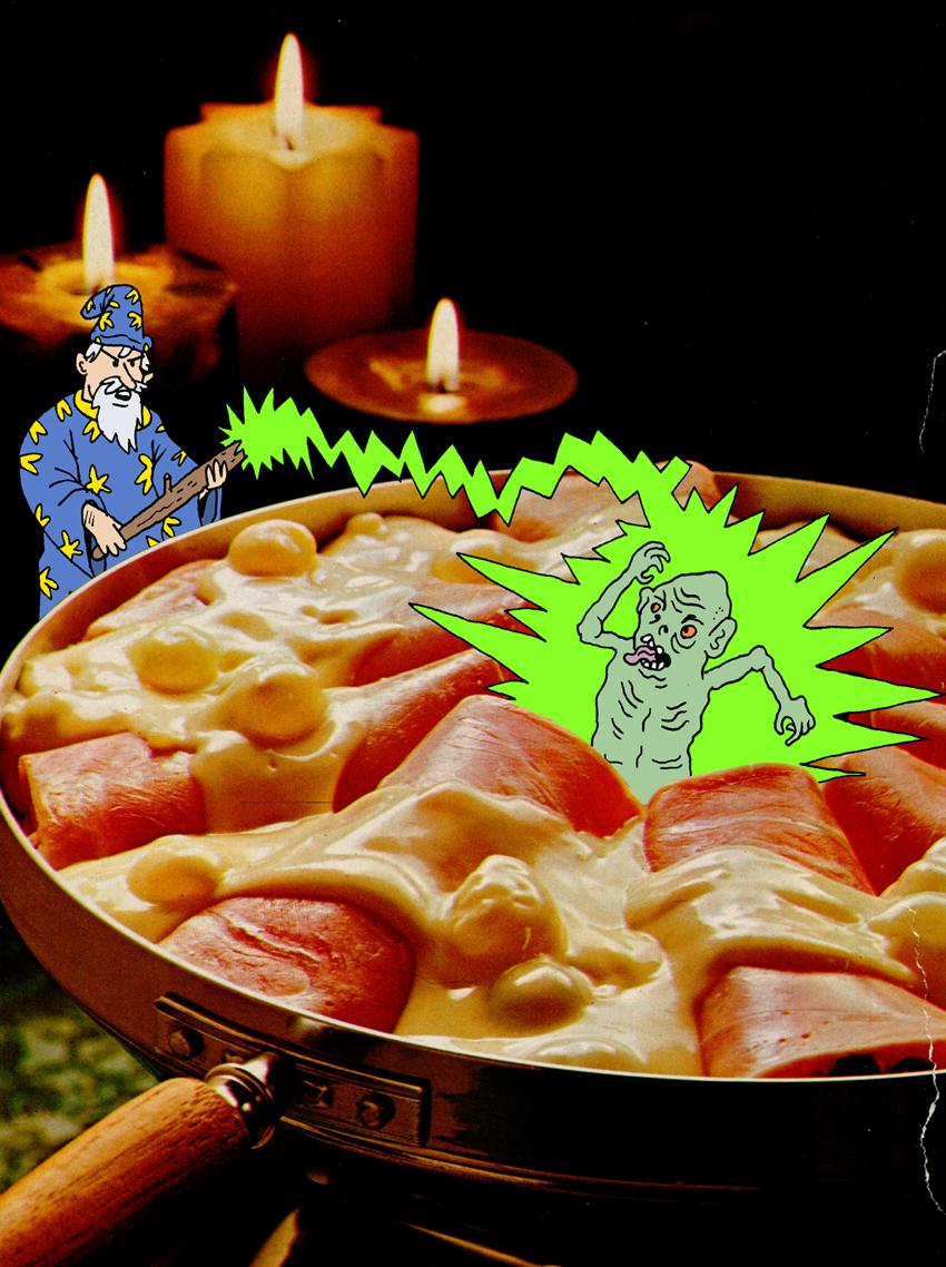 Gourmet Wizard