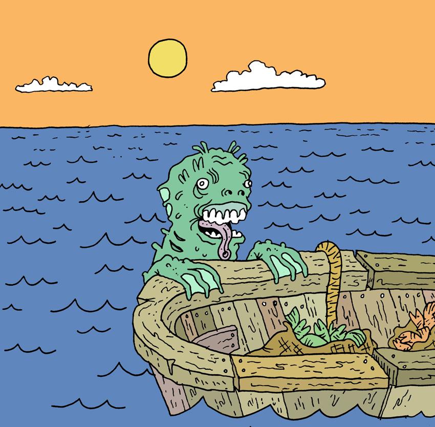 Sea Buddy