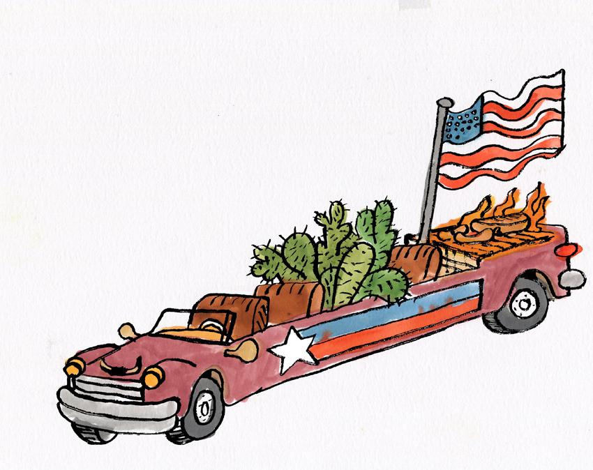 Texas Car