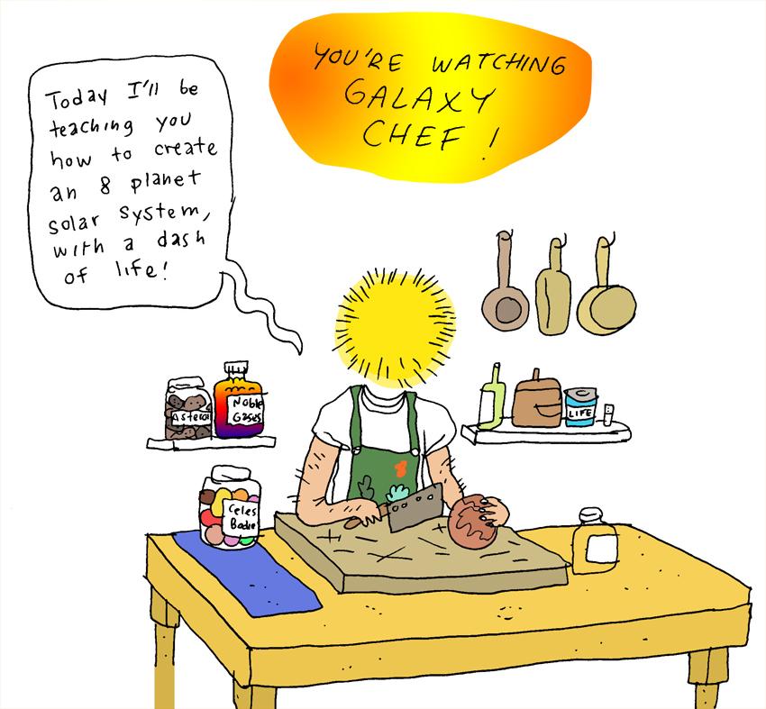 Galaxy Chef