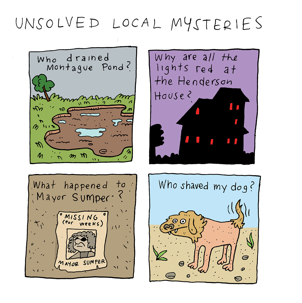 Local Mystery