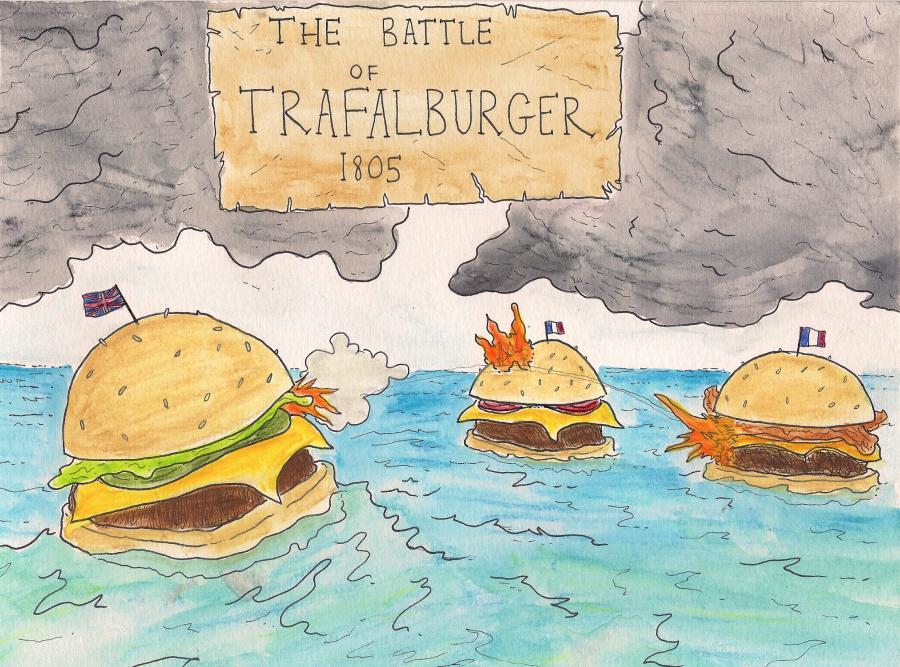 Trafalburger