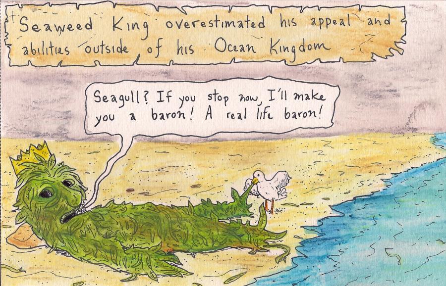 Seaweed King