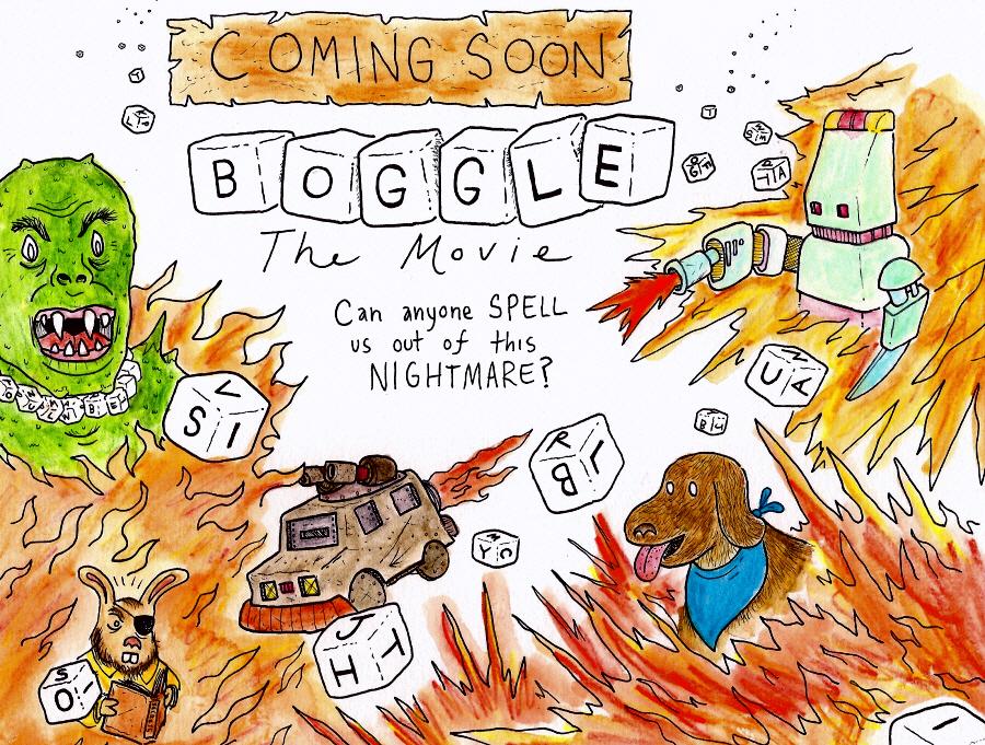Boggle Movie