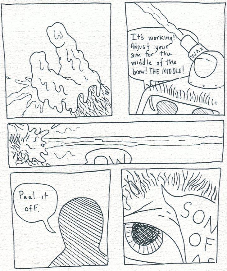 Journey to Monobrowton, Part 7