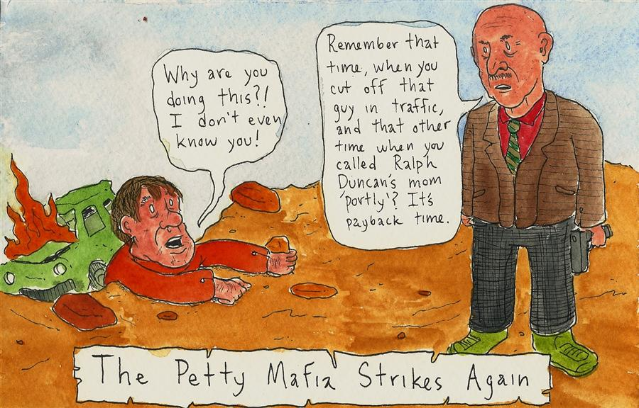 Petty Mafia