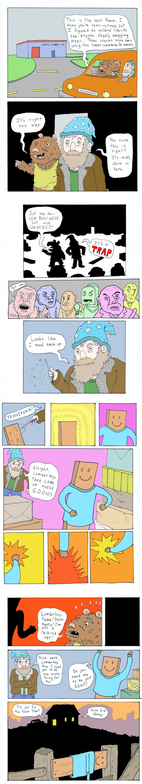 Lumberboy