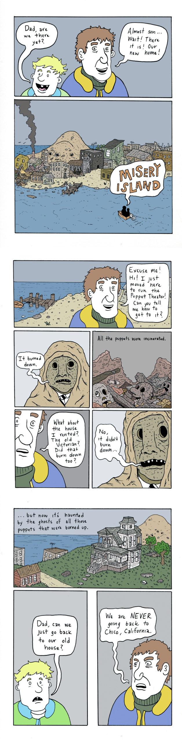 Misery Island
