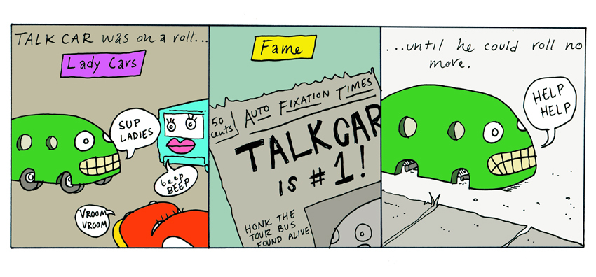 Talk Car