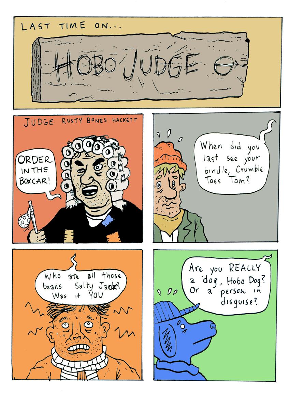 Hobo Judge