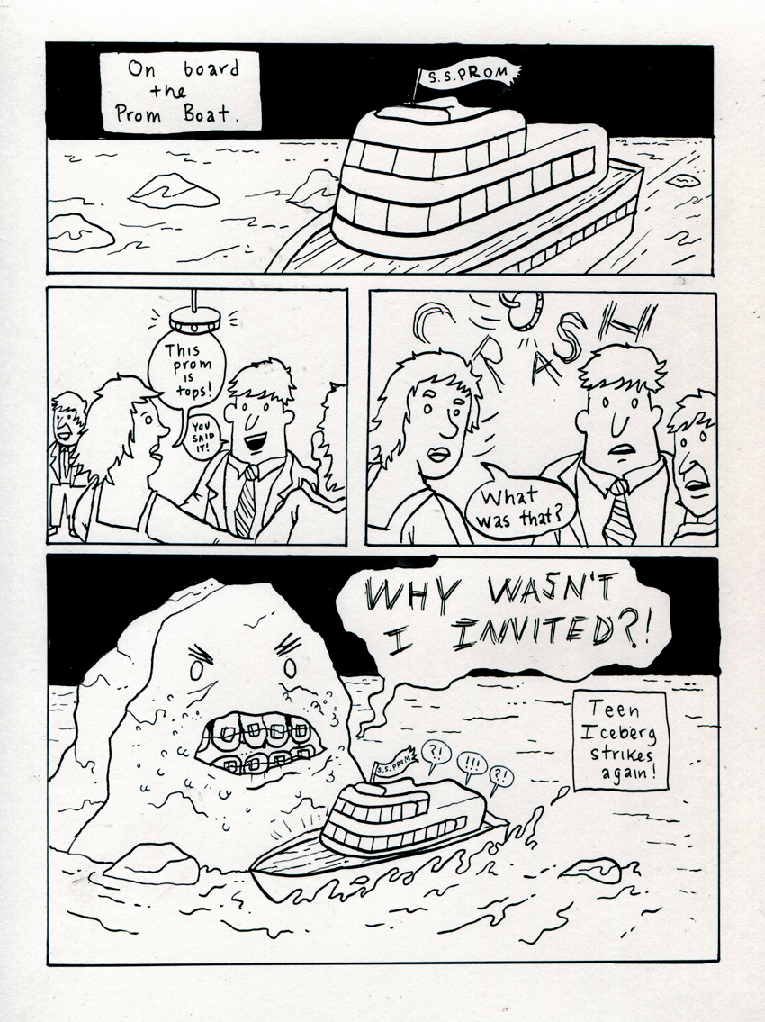Teen Iceberg