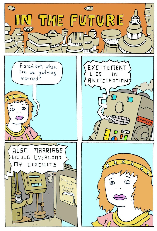 Fiancebot