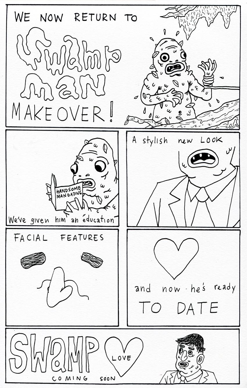 Swamp Makeover