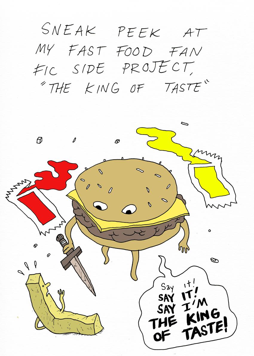 King of Taste