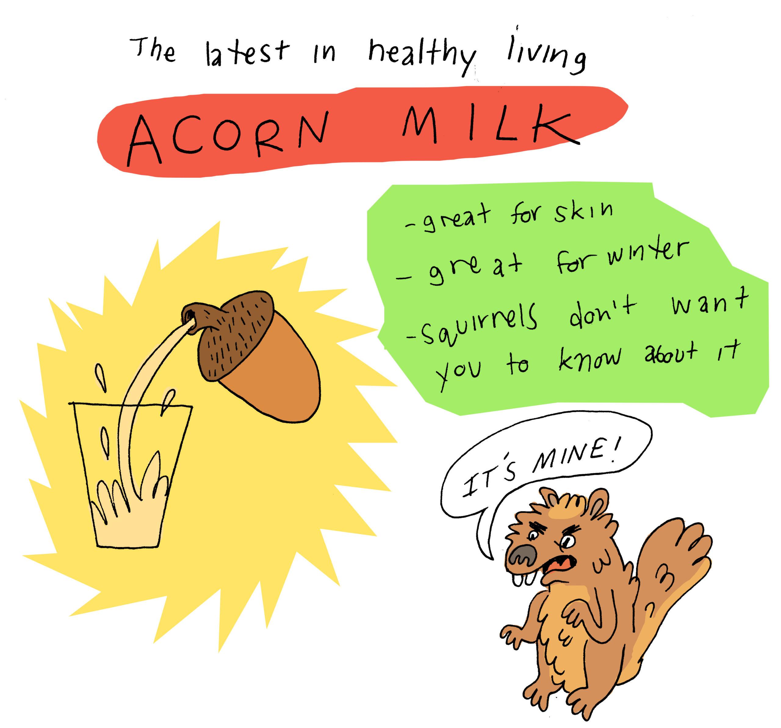 Acorn Milk